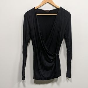 The limited wrap front top M